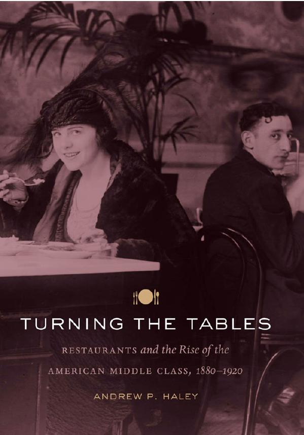 Turning the Tables, by Andrew Haley