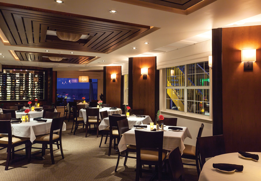 Naples Illustrated's Dining Awards - Best Special Occasion Dining - The Turtle Club at Vanderbilt Beach Resort