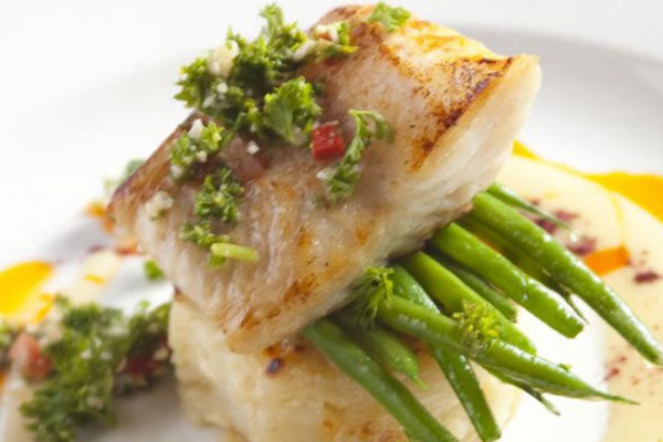 Naples Illustrated's Dining Awards - Best Seafood - USS Nemo Undersea Cuisine & Adventures - Halibut