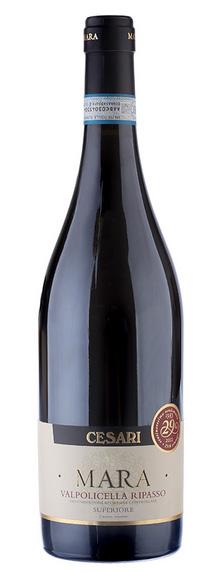 "Modest Valentine's Day wine -  Valpolicella Ripasso, Franco Cesari, ""Mara,"" Veneto, Italy 2012, $65"