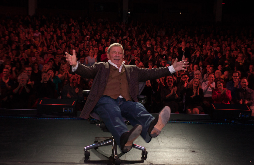 William Shatner's One-Man Show, Shatner's World Starring William Shatner