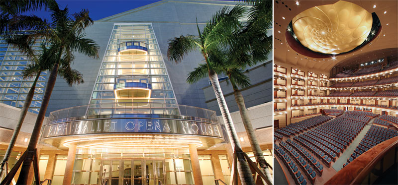 Sanford & Dolores Ziff Ballet Opera House - Adrienne Arsht Center for the Performing Arts