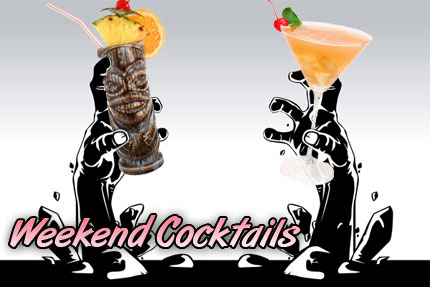Your Weekend Cocktails - Zombie madness - cocktail recipes