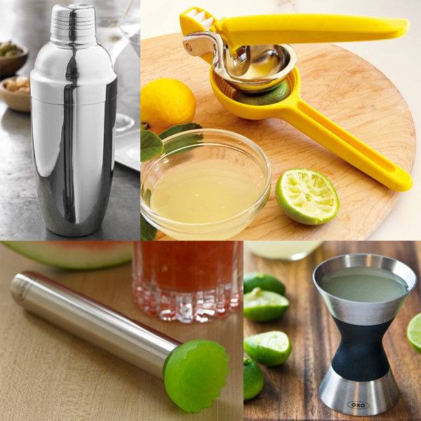 Your Weekend Cocktails - Tools to Make a Pro - Williams-Sonoma
