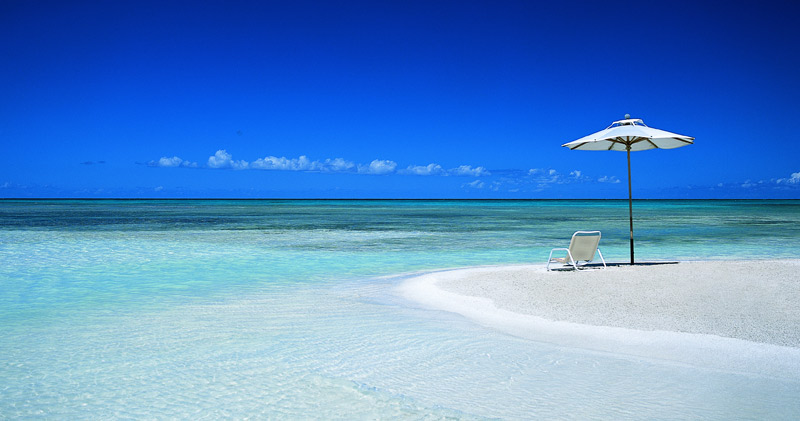 Antigua, the Caribbean'sbeach country - Jumby Bay, A Rosewood Resort