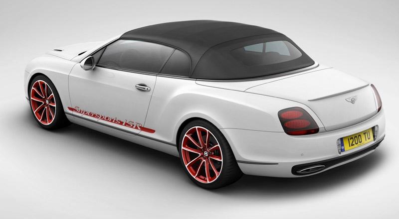Bentley Continental GTC Supersport ISR model - Howard Walker - automotive expert on The Wheel World