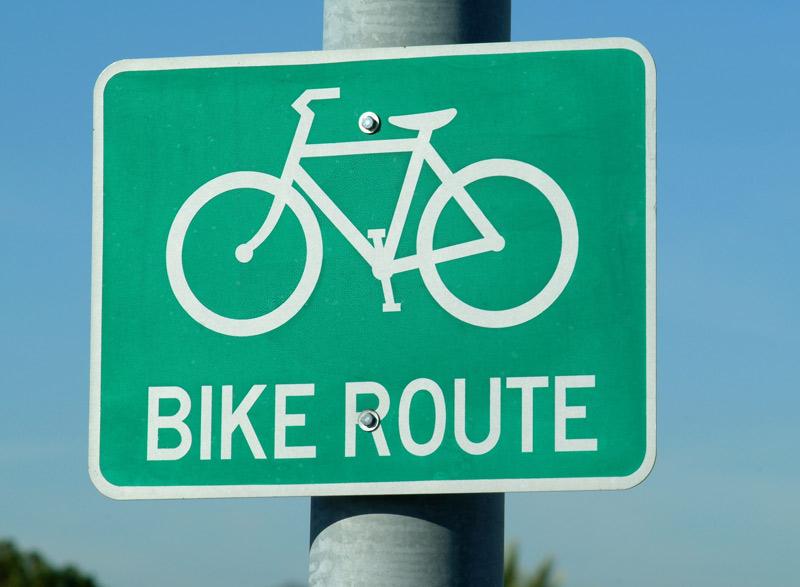 Bike at Collier-Seminole State Park