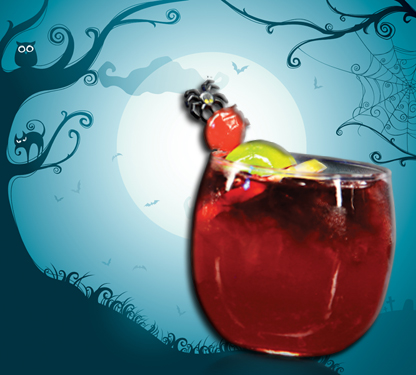 Bloody Rum Punch - Don Q Rum