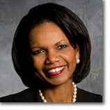 Condoleeza Rice spoke at the Naples Town Hall Distinguished Speaker Series