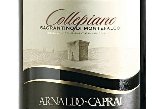 Arnaldo Caprai Collepiano, Sagrantino di Montefalco