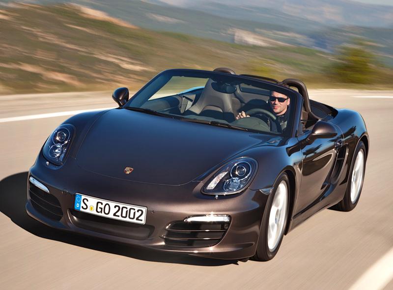 2013 Porsche Boxster - The Wheel World