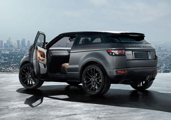 Range Rover Evoque Victoria Beckham Special Edition - Los Angeles