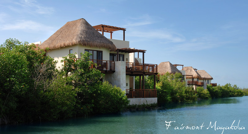 Fairmont Mayakpba - Mayan Riviera - Yucatan Penisula
