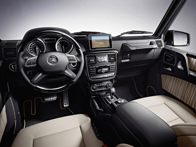 Mercedes Gelandwagen - Merc G-Wagen G63 AMG - The Wheel World