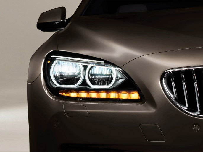 2013 BMW 6 Series Gran Coupe - automotive editor Howrd Walker- The Wheel World blog