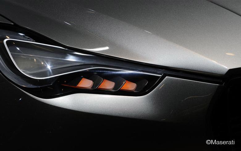 Maserati luxury lifestyle SUV Kubang - South Florida luxury lifestyle
