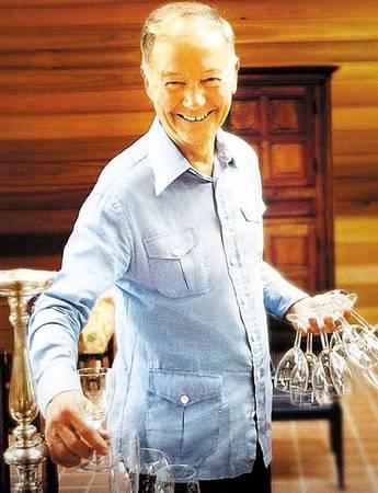 Legendary restaurant critic and food personality Craig Claiborne