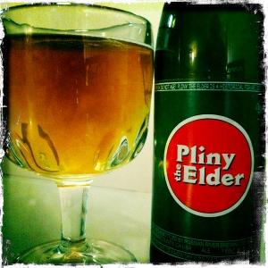 Pliny the Elder craft beer