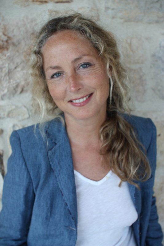 Katherine Hooker - bespoke fashion designer from London