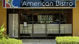 KC American Bistro, Naples, FL, in the Pavilion Shopping Center