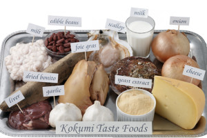 Foods high in kokumi