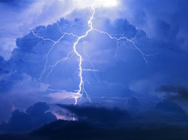Florida: Lightning Capital of the U.S.