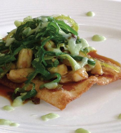 Lionfish Nachos - The Lionfish Cookbook - REEF