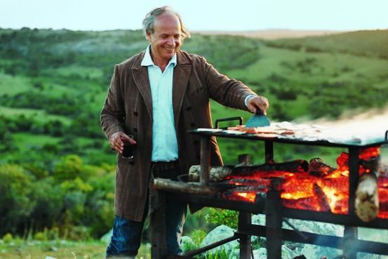Argentine chef Francis Mallmann