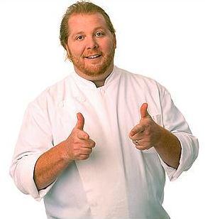 Celebrity chef Mario Batali