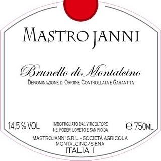 Mastrojanni Brunello di Montalcino 2006