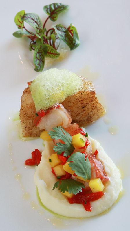Azurea - One Ocean Resort - Executive chef Ted Peters