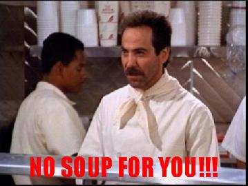Tthe Soup Nazi