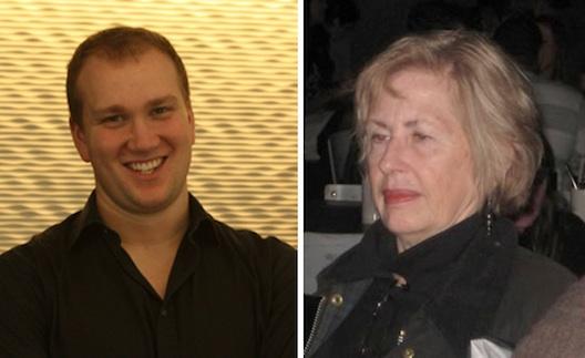 Noah ellis and S. Irene Virbila