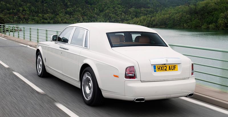 Rolls-Royce Phantom Series II - ultra-luxury autombile