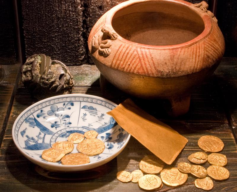 St. Augustine Pirate & Treasure Museum - treasure