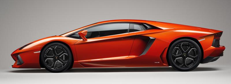 Lambo Aventador LP700-4 - Howard Walker