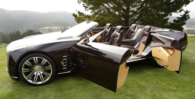 Cadillac Ciel suicide doors- Howard Walker - The Wheel World blog