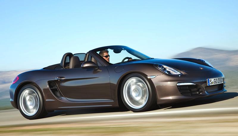 2013 Porsche Boxster S roadster - luxury driving - Howard Walker, The Wheel World