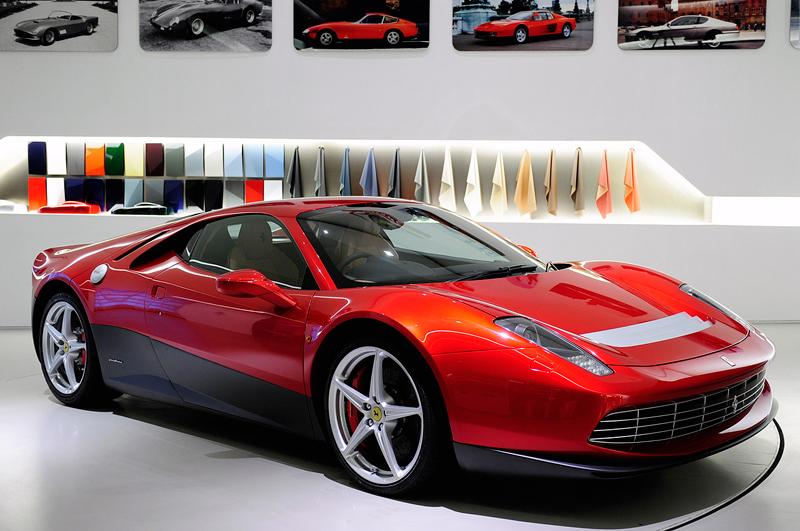 Eric Clapton's new whip: Ferrari SP12 EC - The Wheel World