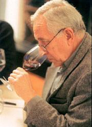 Daniel Rogov, the Israeli food and wine writer