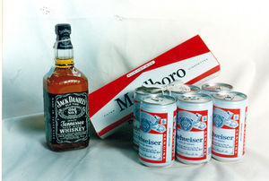 Alcohol, gambling and tobacco make good investments in uncertain times