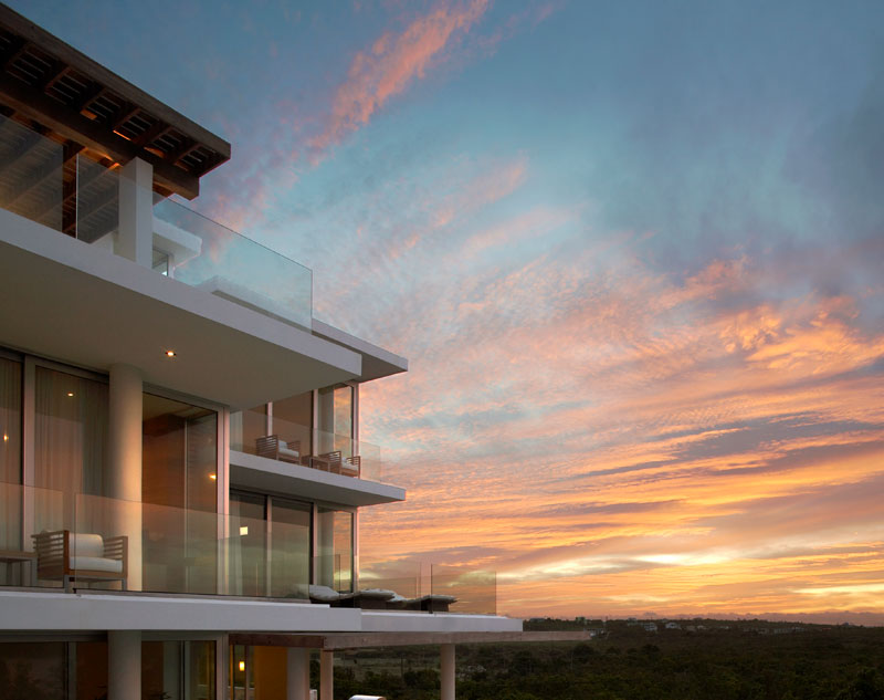Ani Villas - Sunset - Anguilla