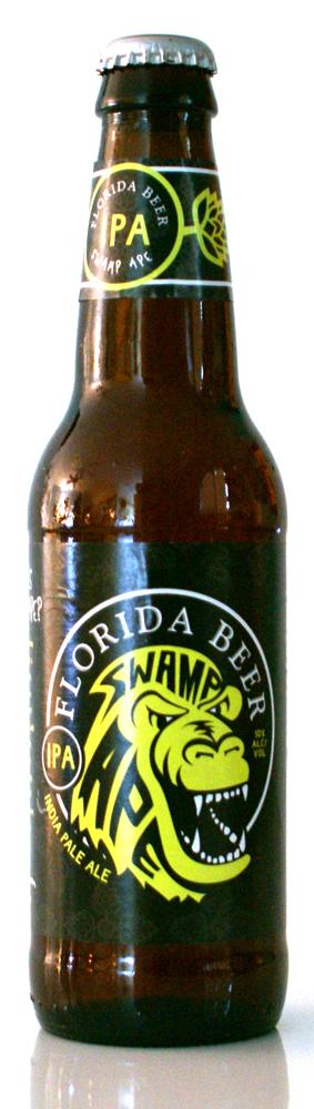 Swamp Ape IPA - Florida Brewing Co.