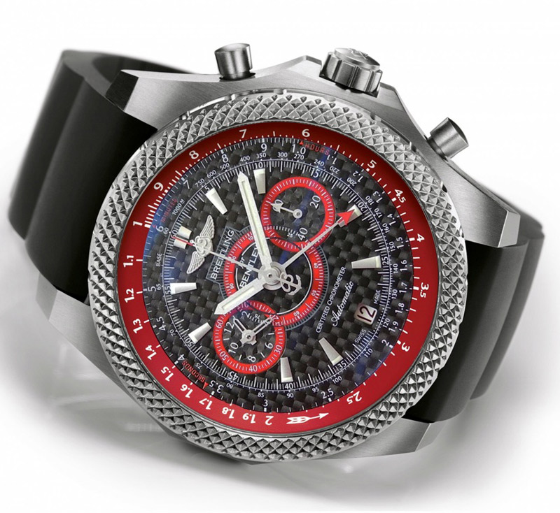 Bentley for Breitling Ice Record Watch