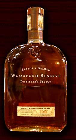 Woodford Reserve Distillers Select Kentucky Bourbon