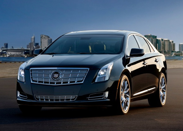 2013 Cadillac XTS - automitve expert and editor Howard Walker