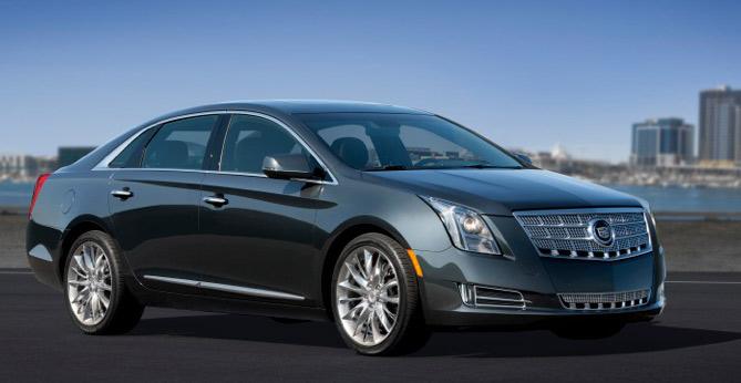 2013 Cadillac XTS - The Wheel World - luxury lifestyle