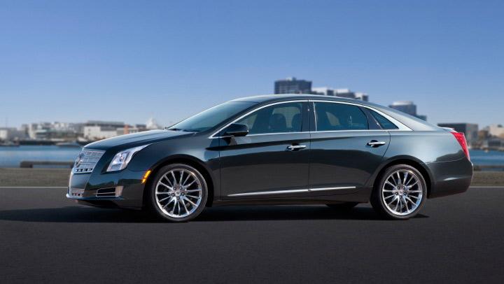 2013 Cadillac XTS - luxury lifestyle automobile - Palm Beach
