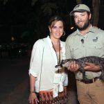 Marie Ventimilla, Wildlife Handler