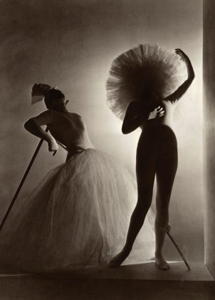 Salvadore Dali's costumes for Leonid Massine's ballet Bacchanale.